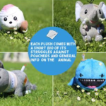 The Unjust Plush are the most unique and delightfully bizarre plush animals out there!